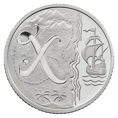 """New 10p X """"X Marks the Spot"""" 2019 - Free Postage"""