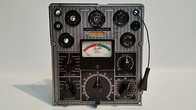 Readrite Ranger Radio Tube Tester Model 432A Vintage