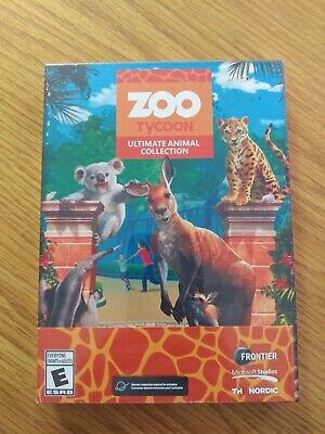 ZOO TYCOON: ULTIMATE Animal Collection (Microsoft Xbox One