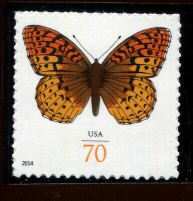 US MNH #4859 70c Butterfly,  _4859