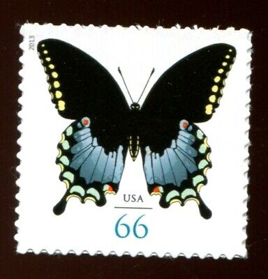 US MNH #4736 66c Butterfly,  _4736