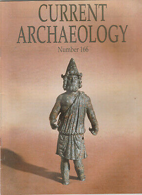 CURRENT ARCHAEOLOGY Magazine December 1999