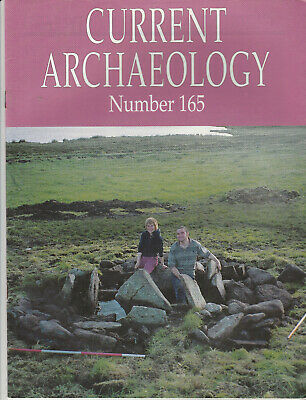 CURRENT ARCHAEOLOGY Magazine October 1999