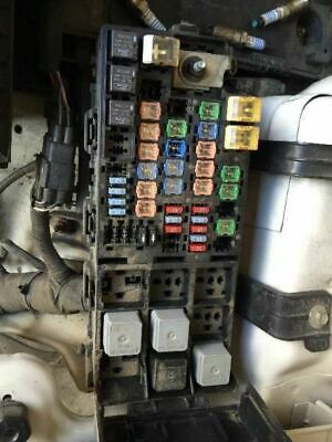 07 08 09 10 Lincoln Mkz Under Hood Fuse Box 8H6T-14290-A W/ Halogen Lamps 116437