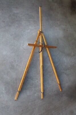 Antique Grumbacher Painting Easel - #237 - French Field Easel