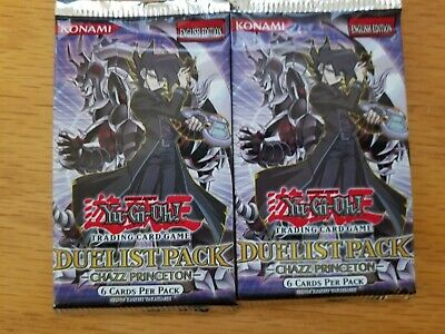 Yu-Gi-Oh Poster Official Konami Duelist Pack GX NEW Not Folded
