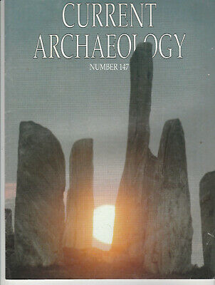 CURRENT ARCHAEOLOGY Magazine April 1996