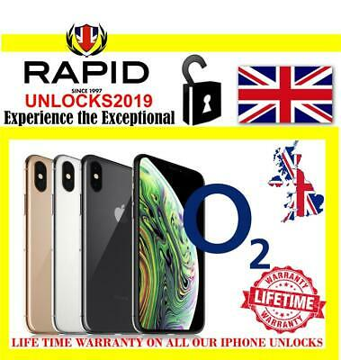 For 02 5 6 7 8 Plus X Xs Xs Max And Xr Unlocking Service Uk  Fast Service