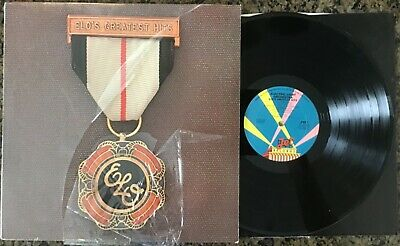 ELO's ELECTRIC LIGHT ORCHESTRA Greatest Hits VG+ Vinyl Lp FZ 36310 Jet Shrink