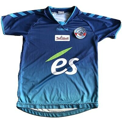 Maillot RCSA Racing Club De Strasbourg RCS XS 2013-2014 Home Jersey football