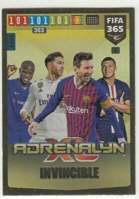 Panini Fifa 365 2020 Adrenalyn XL Power Up Fans Multiple Rare Badge Fans Auswahl