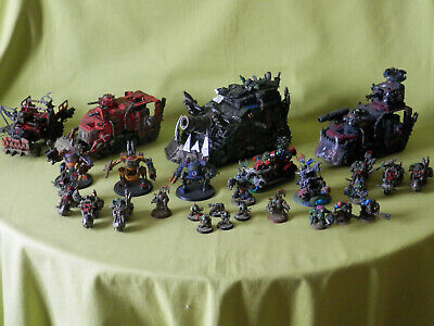 A2 Warhammer 40K Orks Army - Many Units To Choose From
