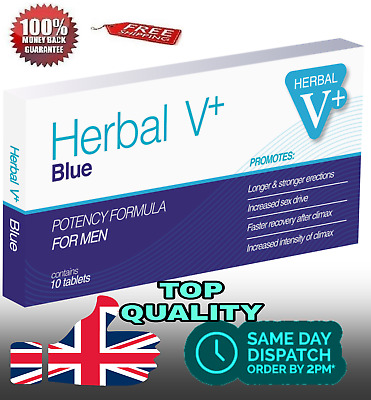 20 X 100Mg Blue Sex Tablets For Men. Strongest Available! Money Back Guarantee