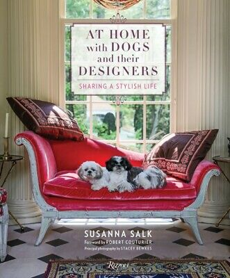 AT HOME WITH DOGS & THEIR DESIGNERS, Salk, Susanna