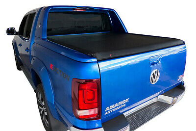 VW Amarok Aventura Soft Roll Up Tonneau Cover Load Bed Cover