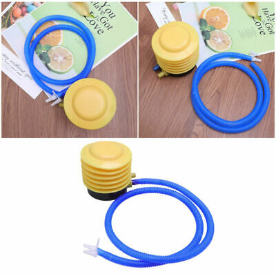 Foot Air Pump Inflator Toy Swimming Ring Party Balloon Yoga Ball Inflatable Tool