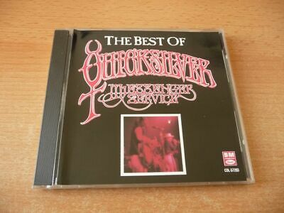 CD The Best of Quicksilver Messenger Service - 1990 - 11 Songs