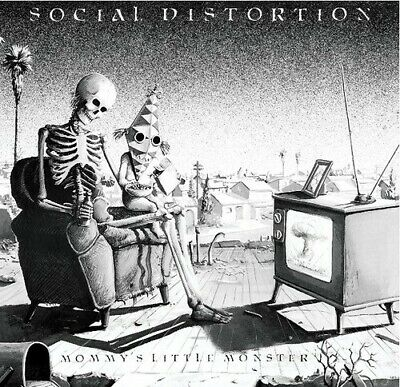 PRE-ORDER Social Distortion - Mommy's Little Monster [New Vinyl]