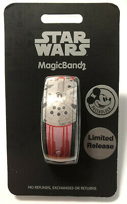 Disney Star Wars Galaxy's Edge ANNUAL PASSHOLDER 2019 MagicBand SOLD OUT IN HAND