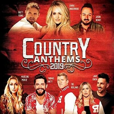 Various Artists - Country Anthems 2019 / Various [New CD] Canada - Import