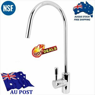 Stainless steel Drinking Water Filter Faucet Reverse Osmosis System Spout Tap AX