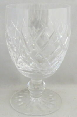 Waterford Donegal (Cut) Water Goblet