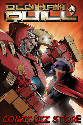 Old Man Quill #9 (Of 12) (2019) 1St Printing Main Cover Bagged & Boarded Marvel