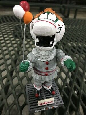 Stephen King IT Lowell Spinners Canaligator Pennywise Bobblehead New In Box