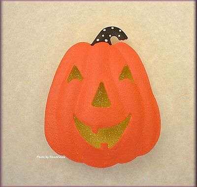 Boo Banner With Halloween Metal Magnets Set Of 3 By ROEDA® Free U.S Shipping