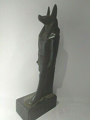 Rare Ancient Egyptian Antique Anubis 1456-1245 Bc