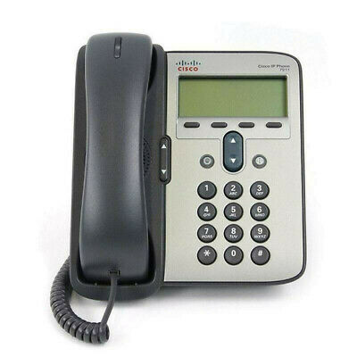 CISCO CP-9971-C-K9 UNIFIED IP VoIP Phone Wifi With Camera