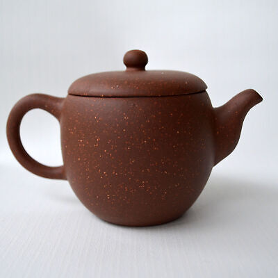 Handmade Yixing Clay Pottery Ware Gongfu Teapot 180ml Duan Mud