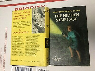 1 (one) copy of PC Nancy Drew Original Text (OT) #22 Clue in the Crumbling Wall