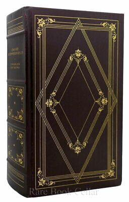 Charles Dickens DAVID COPPERFIELD Franklin Library 1st Edition 1st Printing