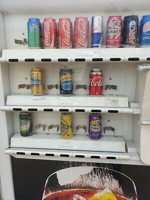 Soft drink vending machineEverquench