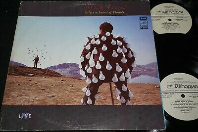 PINK FLOYD Delicate Sound Of Thunder / Soviet Russian DLP 90 MELODIA A6000543007