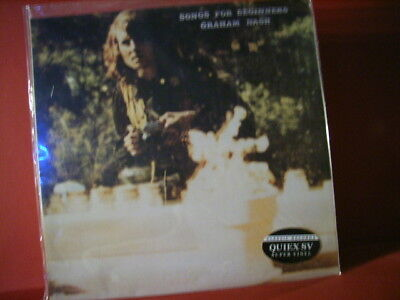 """Graham Nash """" Songs For Beginners """" (Classic Records-180Gram-Lp/Factory Sealed)"""