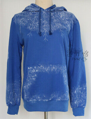 Rise of the Guardians Jack Frost Hoodies Hand Painted Sweats Men Cosplay Costume