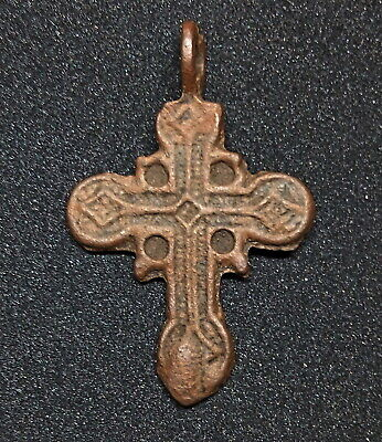 Ancient Rus 18-19 Orthodox old believers cross Psalm 68 exorcism crucifix