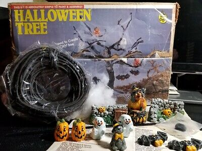 Accents Unlimited Wee Crafts Halloween Tree #21071