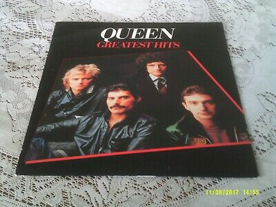 Queen. Greatest Hits. Elektra. Se-564. 1981. First Us Pressing