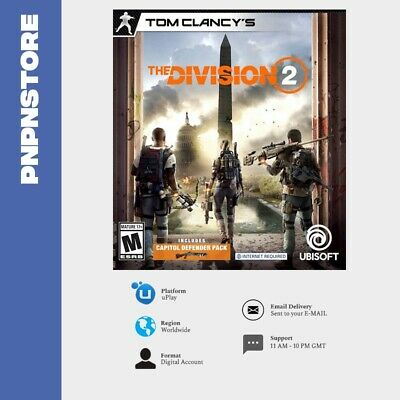 Tom Clancy's The Division 2 (PC, 2019)