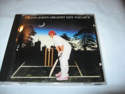 Greatest Hits, Vol. 2 by Elton John CD Preowned