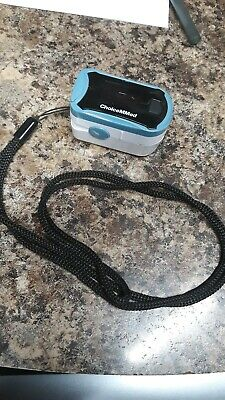 ChoiceMMed Pulse Oximeter With Lanyard & Carrying Case, OxyWatch C29