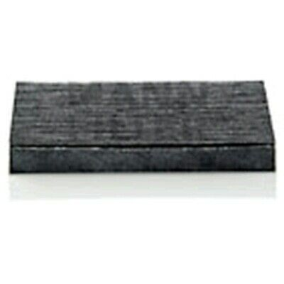 Mann CUK2030 Cabin Filter Element Activated Charcoal Flat 30mm Height Service