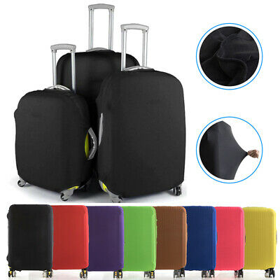 Luggage Bags Travel Suitcase Protector Elastic Suitcase Simple Dust-Proof Covers