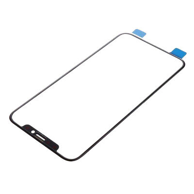 Front Outer Touch Screen Glass Lens Replacement For Apple iPhone X 10 +Tool Kits