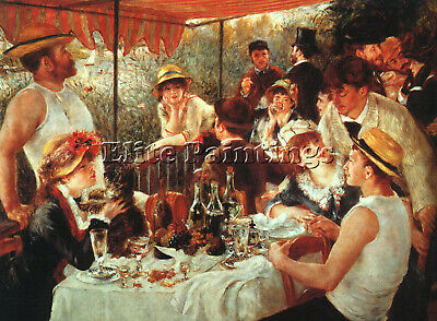 Renoir 41 Artist Painting Reproduction Handmade Oil Canvas Repro Wall Art Deco