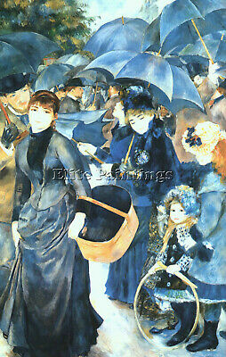 Renoir 36 Artist Painting Reproduction Handmade Oil Canvas Repro Wall Art Deco