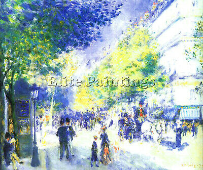 Renoir 69 Artist Painting Reproduction Handmade Oil Canvas Repro Wall Art Deco